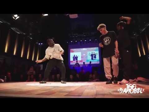 100 danciBel 2018 Hip-Hop 2 VS 2 FINAL || DYKENS KERY (SARCELLITE) VS SYDNEY B-SMART (DogsFam)