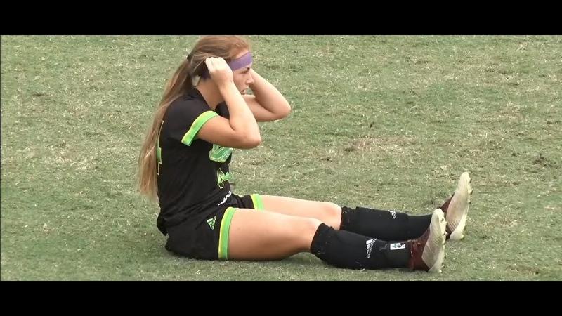 (2) South Florida vs Memphis 11.4.2018 / AAC Women's Soccer Finals