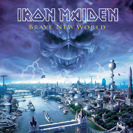 Iron Maiden альбом Brave New World (2015 Remaster)