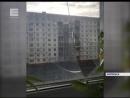 На Норильск обрушился ураган в квартирах выбило стекла