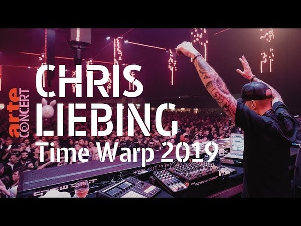 Chris Liebing @ Time Warp 2019 – ARTE Concert