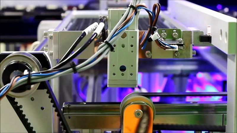 2015 布斯特機械 IC視覺檢測自動化搬送與檢補料系統