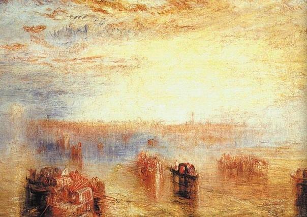 НАНОТЕХНОЛОГИИ УИЛЬЯМА ТЕРНЕРА Уильям Тернер и многие другие живописцы 19 века использовали необычный нано-загуститель для масляных красок, тайна состава которого долго оставалась