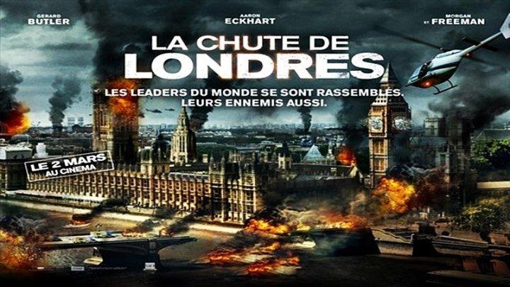 Падение Лондона (2016) - боевик, триллер, драма