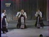 1999 г. 3-4-февр. Под музыку северных рун. Народная вокальная группа Айно - ф.н.п. На озере