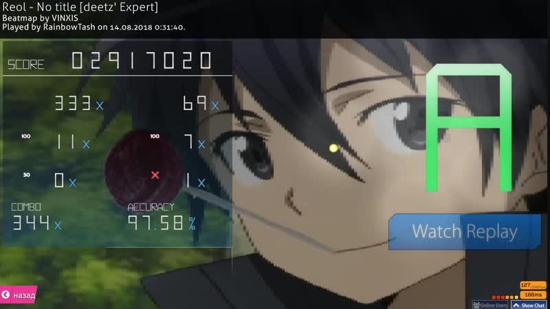 Reol - No title [deetz' Expert] (97.58%) 5.7* - A