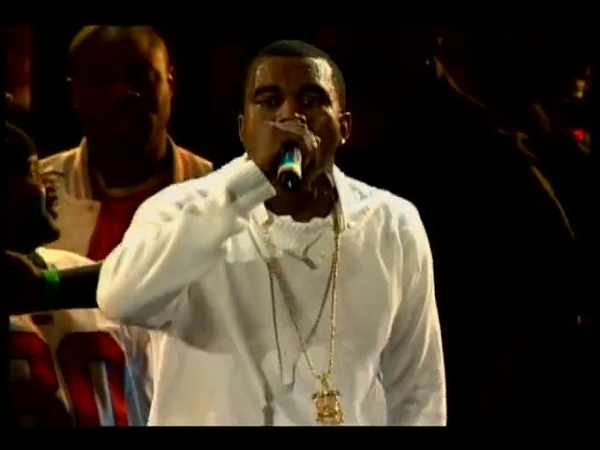 Kanye West - Through the Wire Live (Summer Jam 2004)