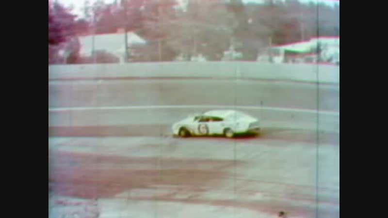 Southern 500 Sam McQuagg crash