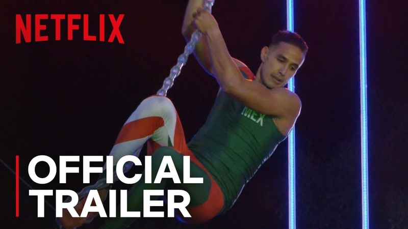 Ultimate Beastmaster: Survival Of The Fittest | Official Trailer 2 [HD] | Netflix