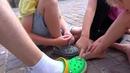 Николь и Алиса остались НОЧЕВАТЬ у КАРТОНКИ ! Дети ИГРАЮТ в ПРЯТКИ Childrens video