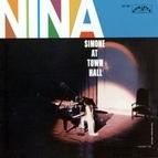 Nina Simone альбом Nina Simone At Town Hall