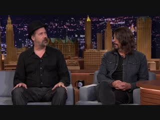 Nirvana на шоу Джимми Фэллона [Rus.Озвучка], 2014. Часть 1