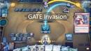 GATE Invasion deck. MTG Arena Constructed.