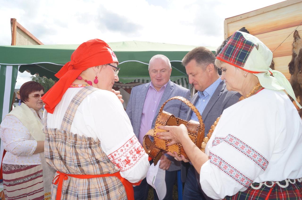 Вепсский праздник «Древо жизни» прошёл в Бабаевском районе