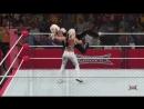 WWE 2K18 Dixie Clemets vs. Beth Phoenix - Steel Cage Match