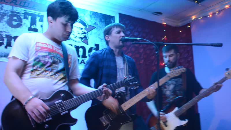 DEAD MOROZ - От метелей (24/11/2018 - 5 лет Miass_Music в Антикафе SoveT Underground)