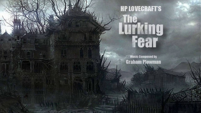 Graham Plowman The Lurking Fear