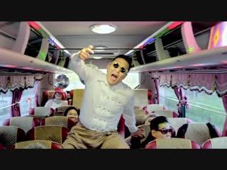 PSY - GANGNAM STYLE(강남스타일) M_⁄V