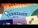 Штат Теннесси | Америка. Большое путешествие | №2