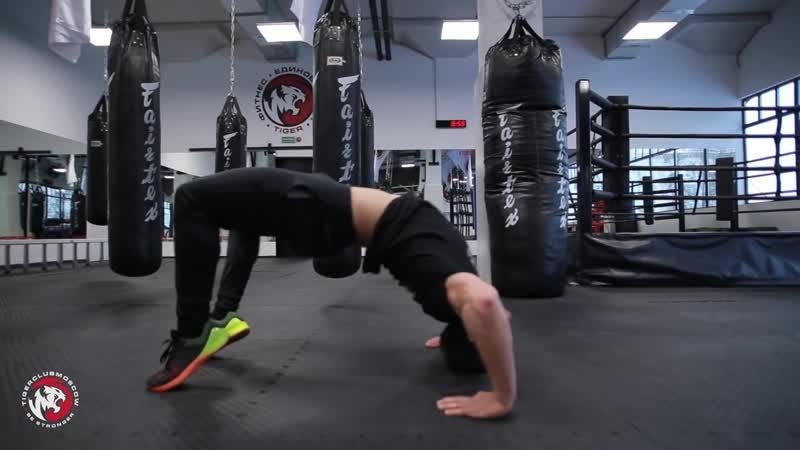 Как накачать крепкую шею