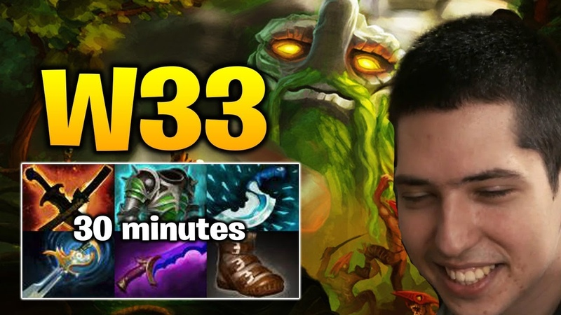 W33 Crazy Tiny with 25 Kills in 30 Minutes Full Items