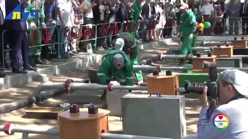 В Альметьевске состоялся конкурс профмастерства среди молодых работников НГДУ Елховнефть