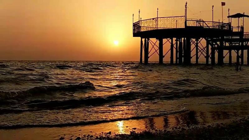 Самый Красивый Рассвет в Бухаре. Эта музыка взорвала интернет, Океан Эльзы-Оби́ми 🎶.
