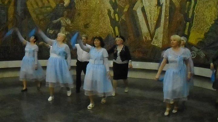 9 мая 2019 г Фрагмент концерта серебряных волонтёров Мордовии
