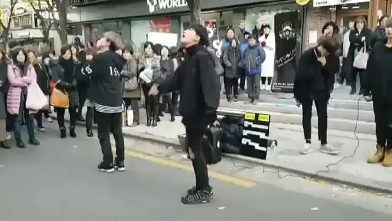 Yoo Yongha - Ko Ko Bap (EXO) dance cover