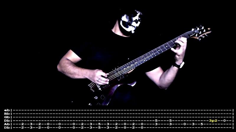 System Of A Down - B.Y.O.B. (Guitar Cover by Masuka W/Tab)