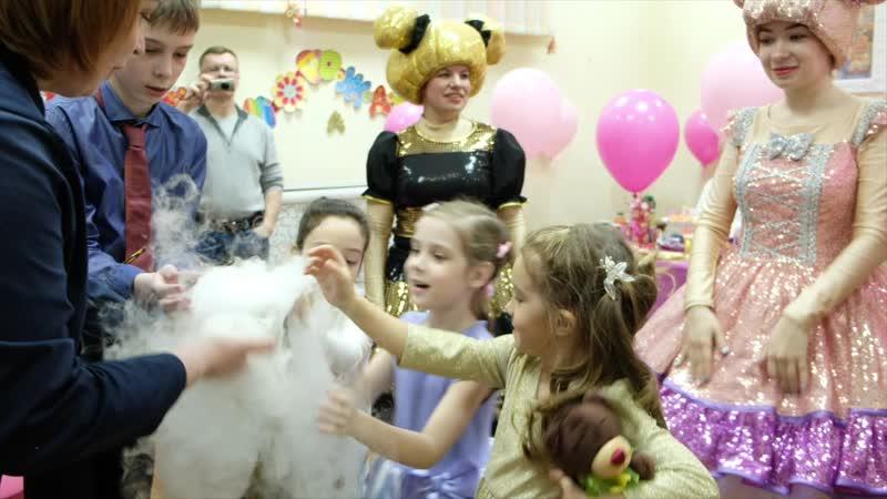 Детские Праздники в Агенстве ЭЛИТА