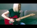 Billy Talent Devil on my shoulder guitar by Alex S