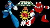 Mega Man 3 VS Magnet Man. Прохождение (NES, Dendy)