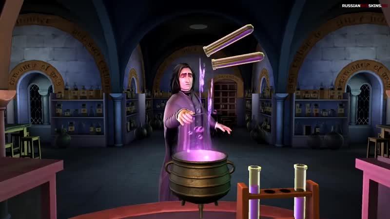 Harry Potter- Magic Awakened - НОВАЯ ИГРА ВО ВСЕЛЕННОЙ ГАРРИ ПОТТЕРА