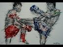 Djepitak Sit Yodtong vs Hassan Kassirioui