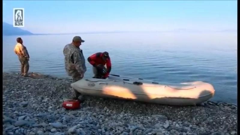 Байкал, мыс Рытый - аномальная зона