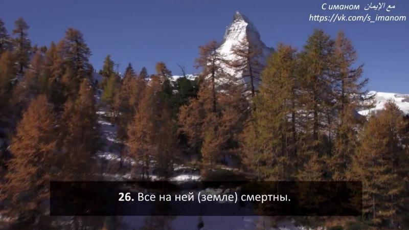 """Умайр аш-Шамим - Сура 55 _""""ар-Рохман_"""" (Милостивый)"""