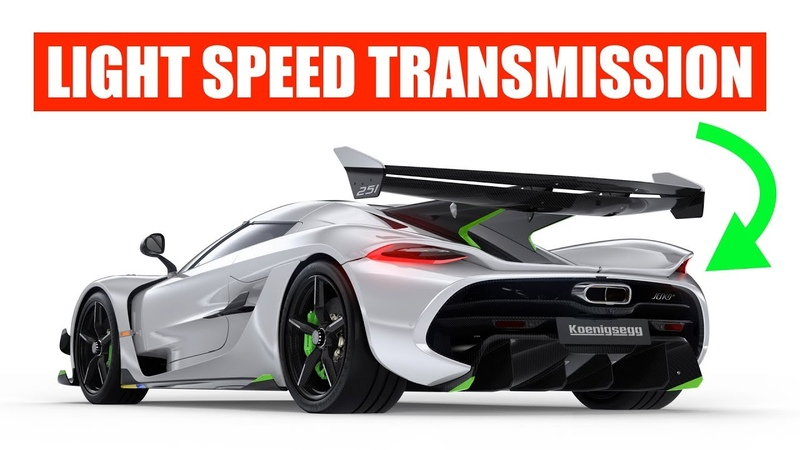 Has Koenigsegg Made The World's Fastest Shifting Transmission