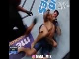 👊ВАУ! Микки Галл возвращается к победе за 69 секунд! 👑⠀