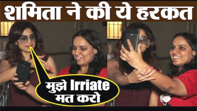 Shamita Shetty Gets Trolled For Allegedly Being Rude To Fan | Khatron Ke Khiladi 9