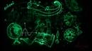 Выпускной световые картины Aurum show