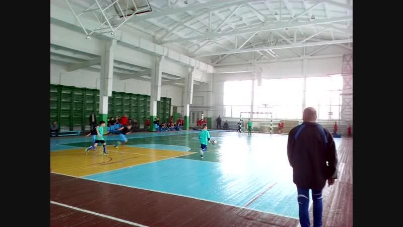 Алчевск - Луганск. 2 тайм