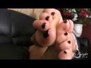 Foot freak tease
