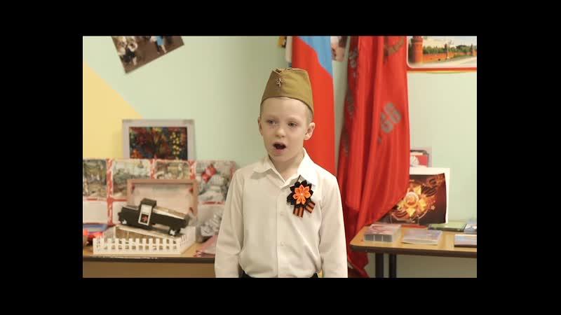 Песни Победы-2019. Антон Брюшин, гр. «Любознайки» д/с «Жар птица»