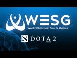 WESG Grand Final Dota2