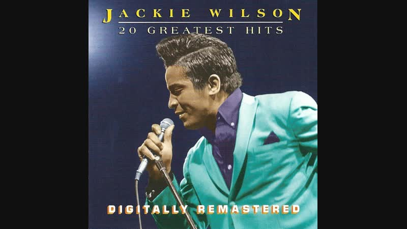 Jackie Wilson - 2002 - 20 Greatest Hits © [Compilation] © CD Rip