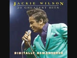 Jackie Wilson - 2002 - 20 Greatest Hits Compilation CD Rip