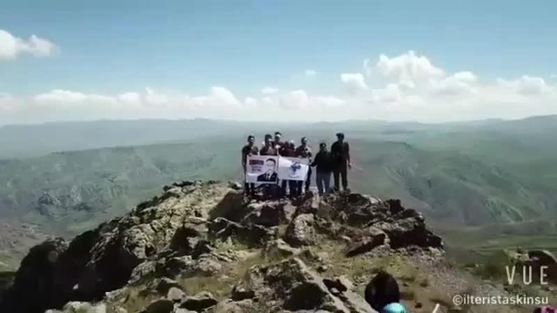 Türk qardaşlarımızdan möhtəşəm bir görüntü. Türkiye Azerbaycan Derneği