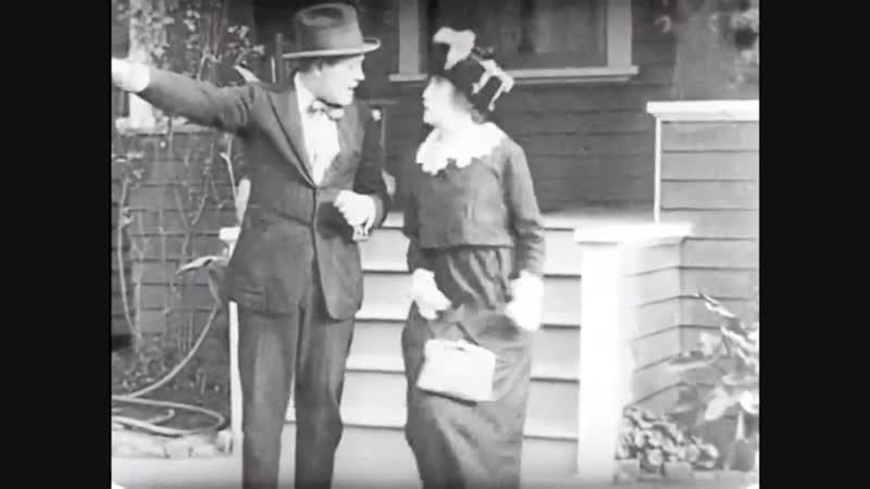 Mabel and Fatty's Wash Day / День стирки Мейбл и Фатти (1915)
