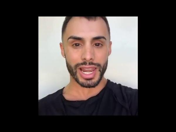 Agustin Fernandez Maquiador Famoso e Gay, Declarou Apoio a Jair Bolsonaro
